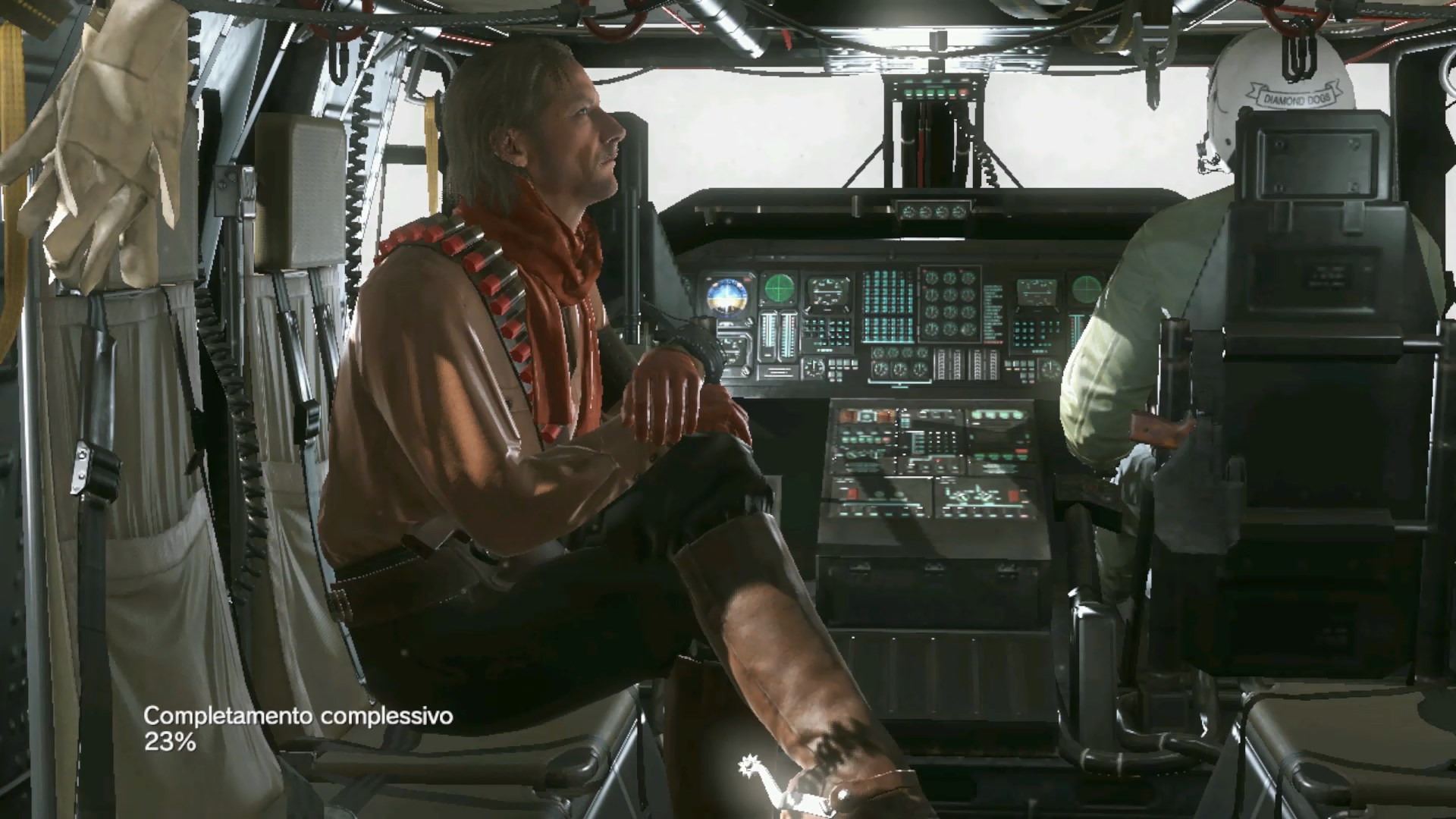 Ocelot Model Swap For Quiet At Metal Gear Solid V: The