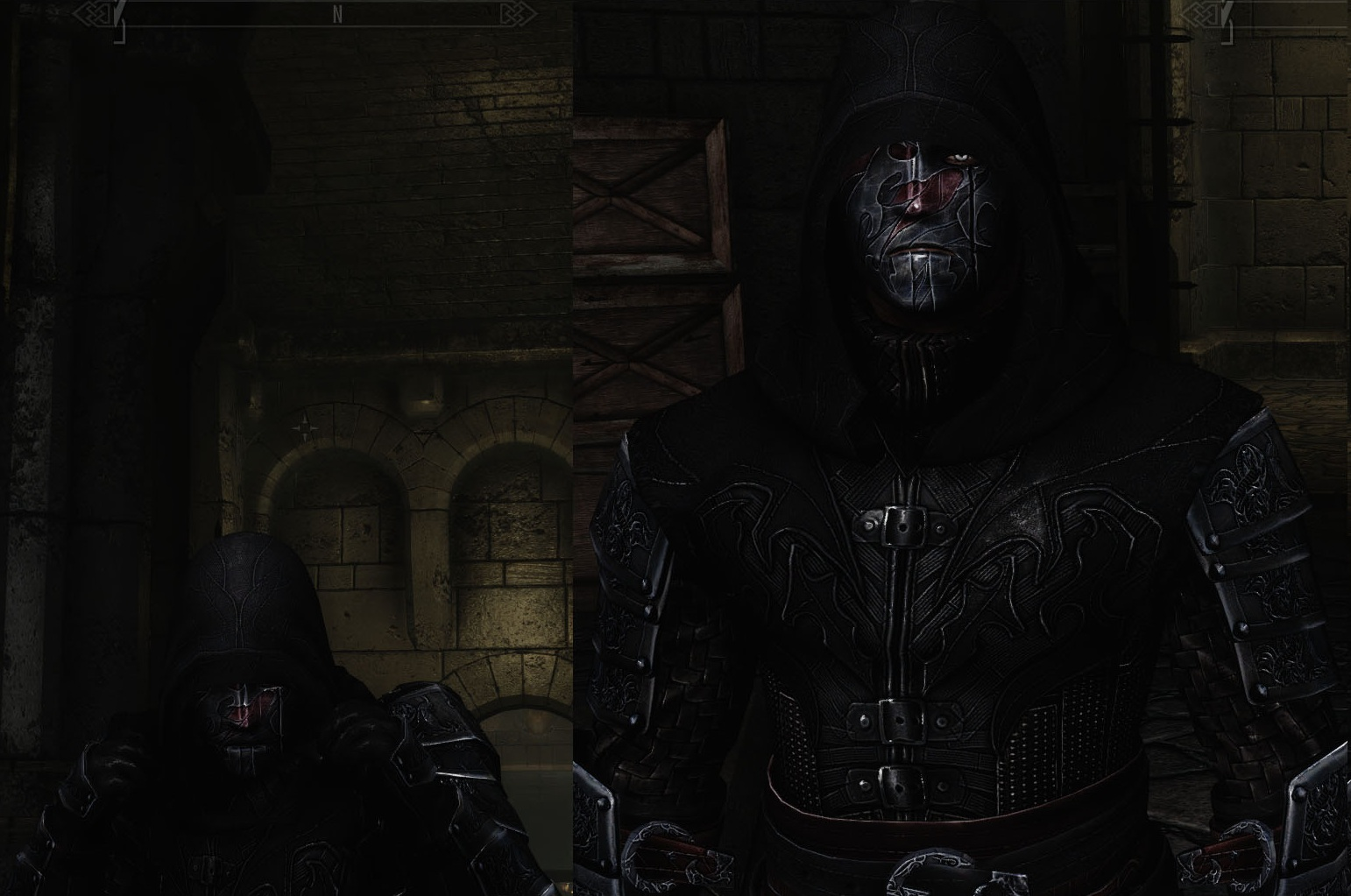 Evil MasterMind Armor At Skyrim Nexus Mods And Community