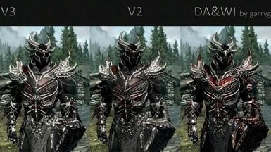 Skyrim Alduin Armor Mod