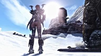 Daedric Reaper Armor at Skyrim Nexus - mods and community