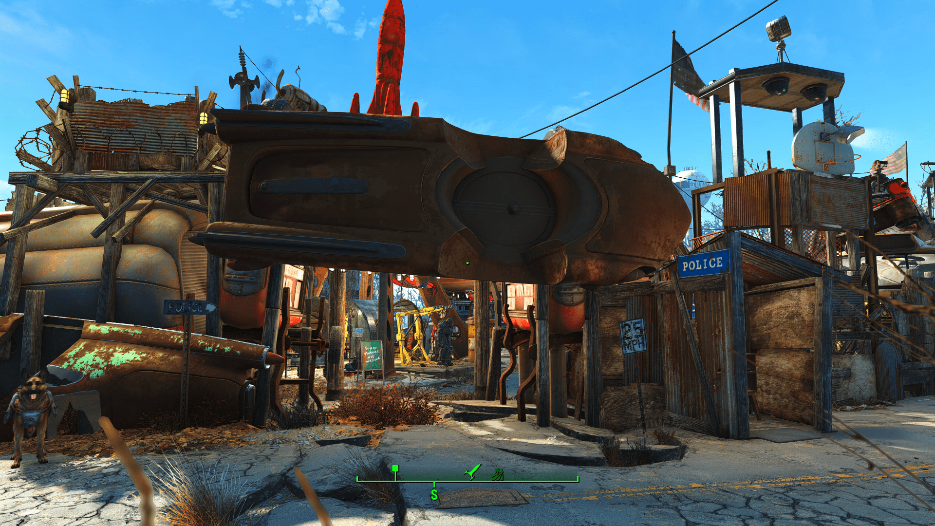 Sim Settlements Rise Of The Commonwealth At Fallout 4