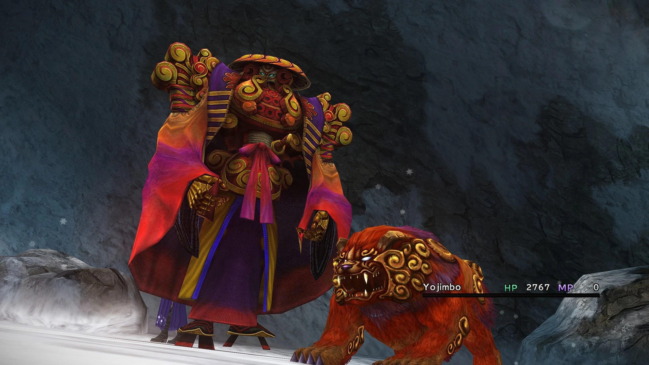 Yojimbo HD Re Texture CDAMJC At Final Fantasy XX 2 HD Remaster Nexus Mods And Community
