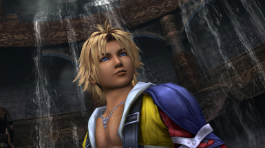 Tidus HD Re Texture 8K And 4K CDAMJC At Final Fantasy XX 2 HD Remaster Nexus Mods And Community