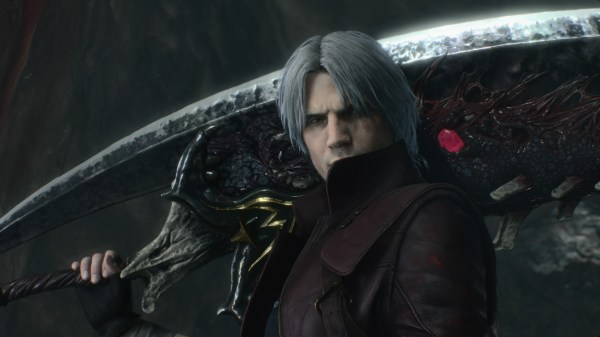 Prologue Dante replacer at Devil May Cry 5 Nexus - Mods ...