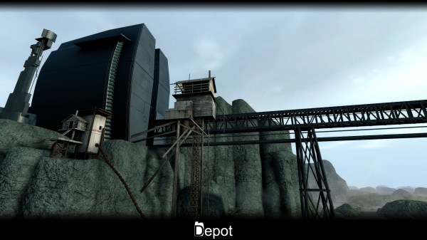 Depot mod at Half-Life 2 Nexus - Mods and community
