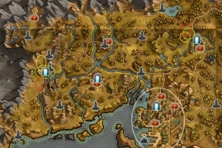 Map sacred free wallpaper for maps full maps wolfe s lair s fa misc world maps click to enlarge sacred map of ancaria sacredwiki requesting guide for the carnach caves sacred general gumiabroncs Gallery