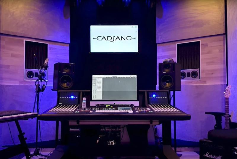 Cadjano's Cool Studio Glow Up 2