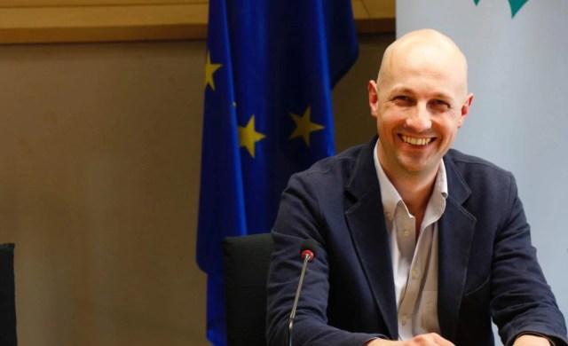 Marc Botenga, europarlamentare belga del gruppo Gue – Sinistra Unita.