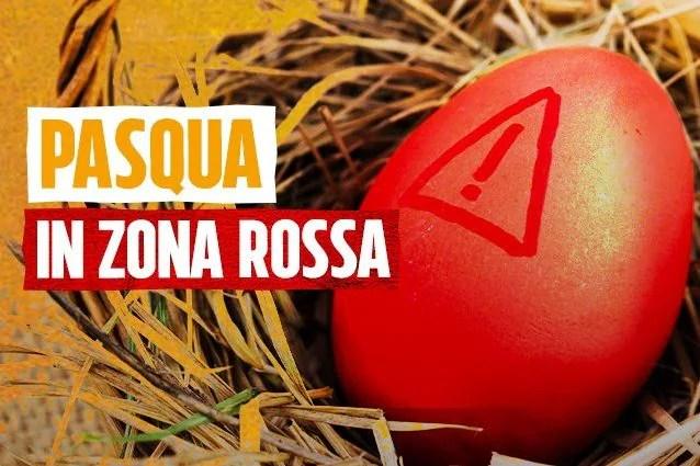 Decreto Covid, tutte le nuove misure per la stretta di Pasqua: sospesa la  zona gialla