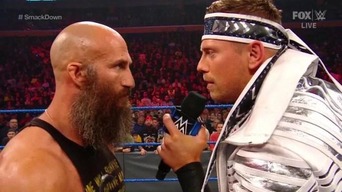 WWE News: Tommaso Ciampa appears on SmackDown, defeats The Miz in a match