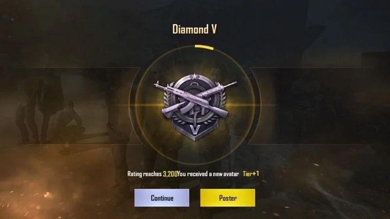 Diamond Rank