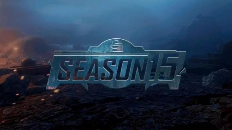PUBG Mobile Season 15 logo (Image credits: The Funny Hunny YouTube)