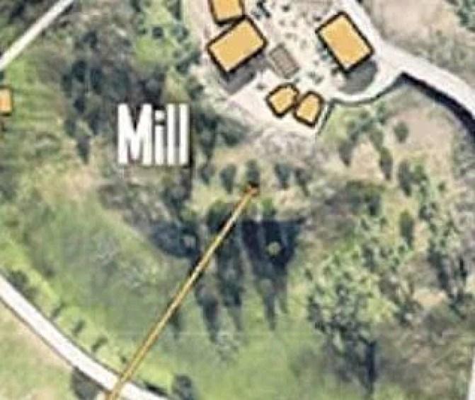Mill in Free Fire