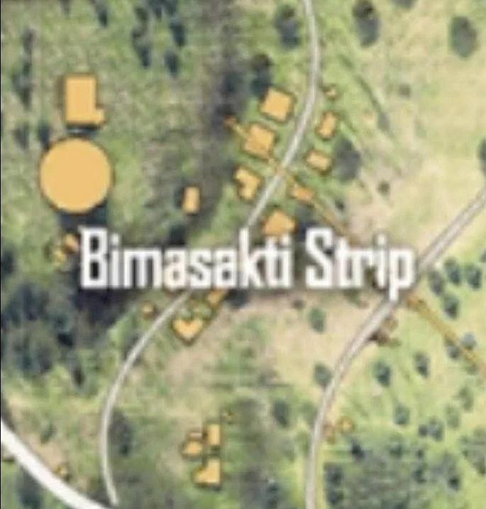 Bimasakti Strip in Free Fire
