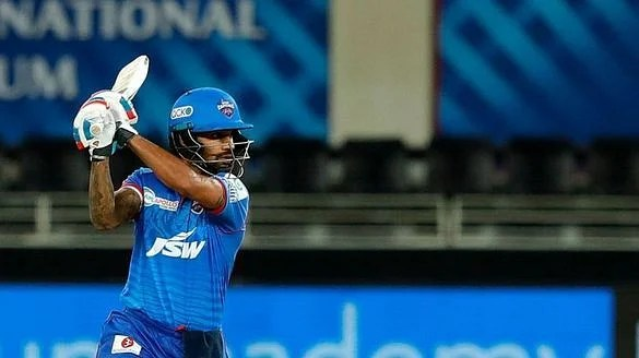 Shikhar Dhawan has been in fabulous form for DC.