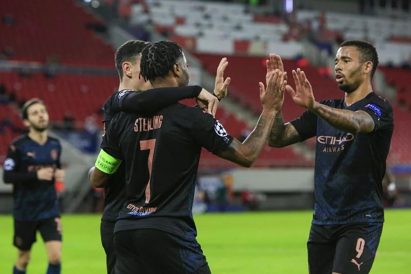 Olympiacos 0-1 Manchester City: Man City player ratings as Phil Foden sends  Sky Blues to the Round of 16   UEFA Champions League 2020-21