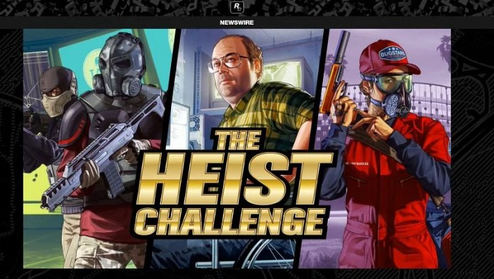 Gta Online The Heist Challenge Rockstar To Reward Players With New Special Vehicle For Stealing 100 Billion In Heists