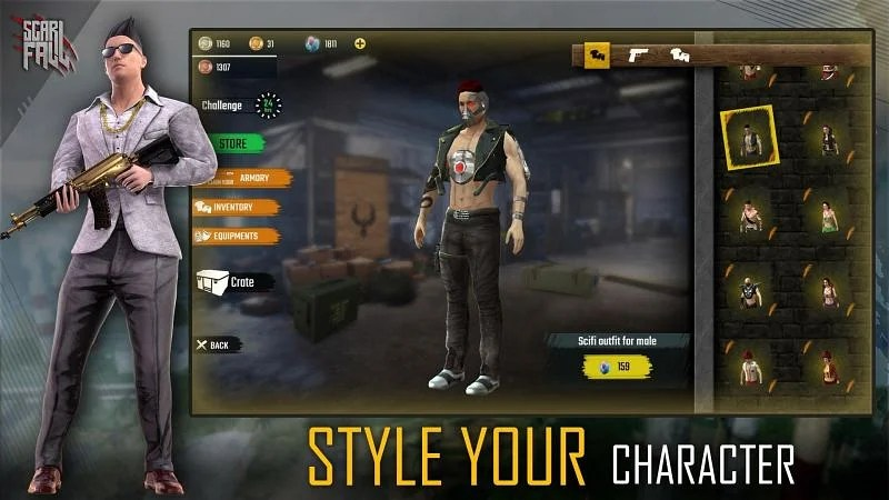 5 Best Offline Android Games Like Pubg Mobile Under 500 Mb Granthshala News