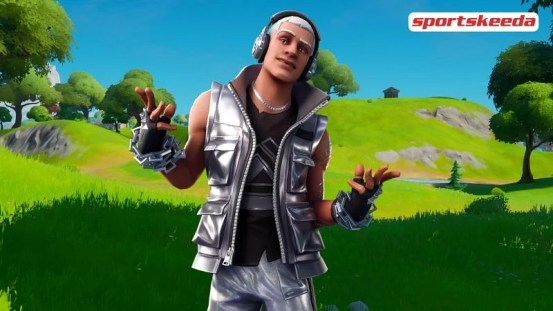 """Extremely rare Fortnite leather """"Sterling"""" is back in the game, last seen more than 435 days ago"""