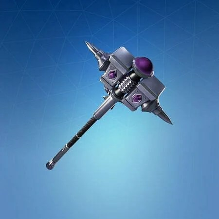 Silver Sledge is an ax that sells separately for $ 800 V at Fortnite, and is also part of the overall Sterling equipment (Picture via Epic Games)