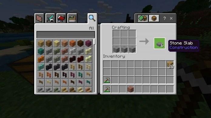 Crafting Stone Slab