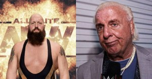 Ric Flair responds to The Big Show which joined AEW;  loved that he stayed in the WWE