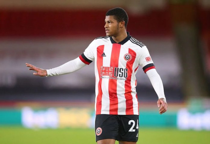 Rhian Brewster has yet to score a Premier League goal for Sheffield United.
