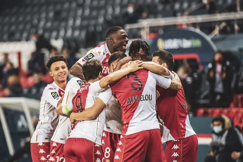 Monaco defeated PSG home and away