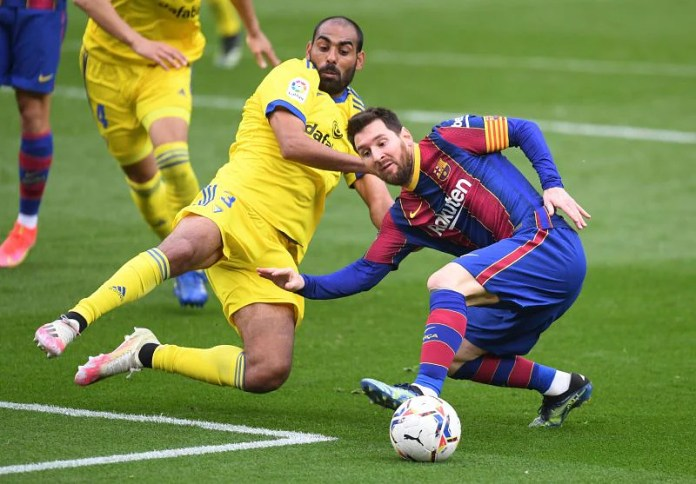 FC Barcelona v Cadiz CF - La Liga Santander