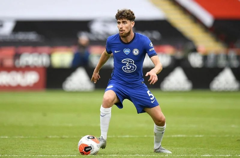 Jorginho will be unavailable for Chelsea
