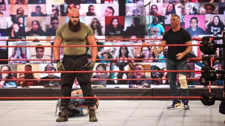 Braun Strowman should be brought back into the title picture