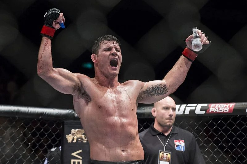 Michael Bisping remains the only British fighter to win a UFC title.