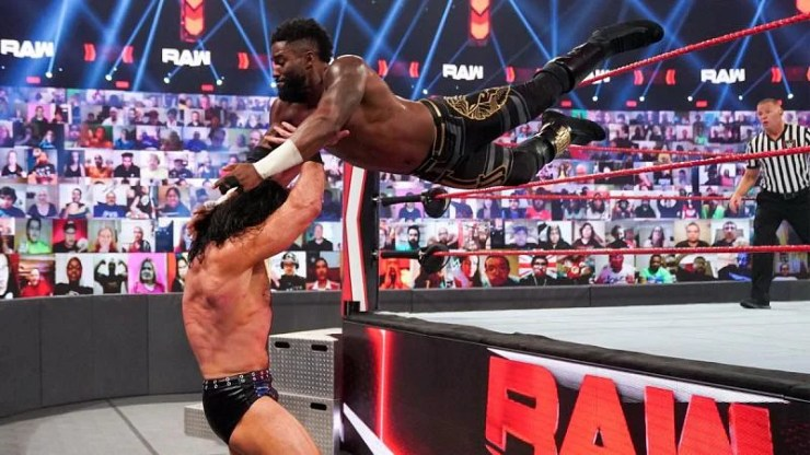 Cedric Alexander will have a huge opportunity if he gets to face Drew McIntyre