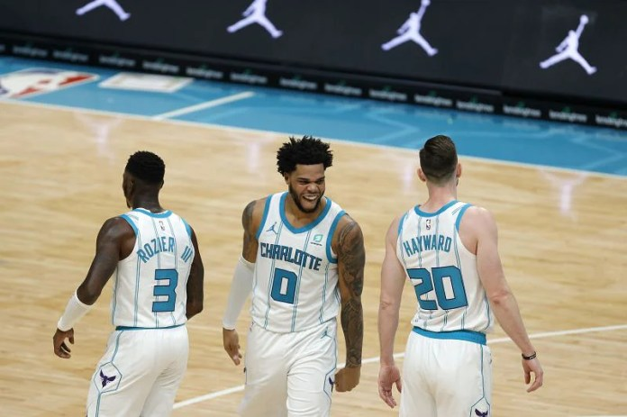 The Charlotte Hornets have a highly efficient offense.