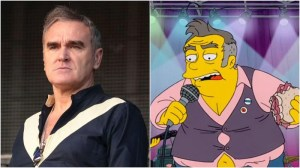 """Who is Peter Katsis?  Morrissey's manager exploded The Simpsons for """"trying to take advantage of cheap controversy"""""""