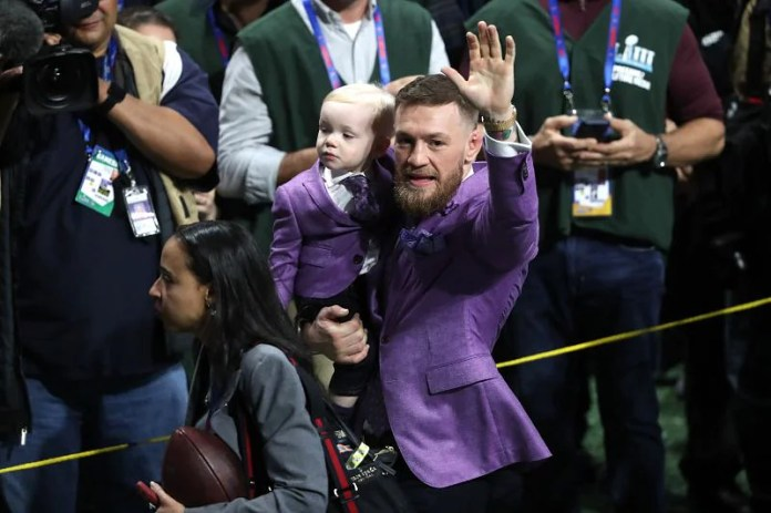 Future McGregor belt holders?