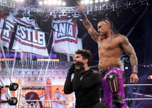 Exclusive: Damian Priest talks about the WrestleMania 37 match with Bad Bunny