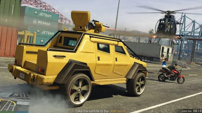 Off-road vehicles in GTA Online tend to be more durable than other vehicles from other classes (Image via GTA Base)