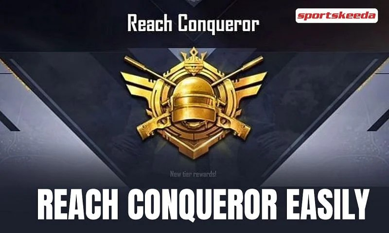 Top 5 tips to reach Conqueror tier easily in PUBG Mobile Lite