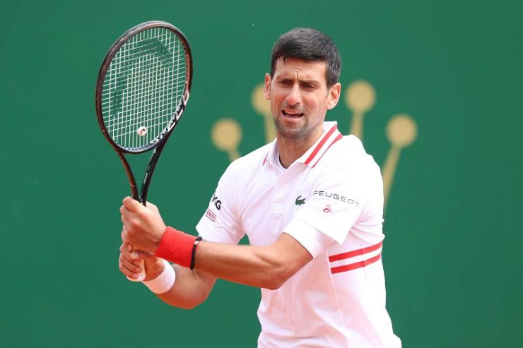 Novak Djokovic spoke in glowing terms about the benefits of meditation