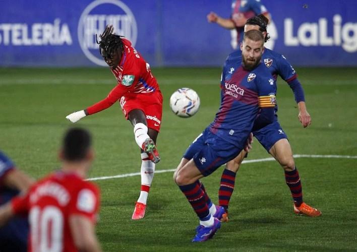 SD Huesca v Granada CF - La Liga Santander