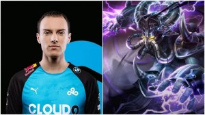Cloud9 League of Legends, medieval Perkz opens up Kassadin's question of balancing in the game