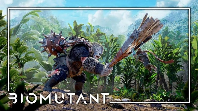 Biomutant: How to get the Srik Gongmace Ultimate Weapon