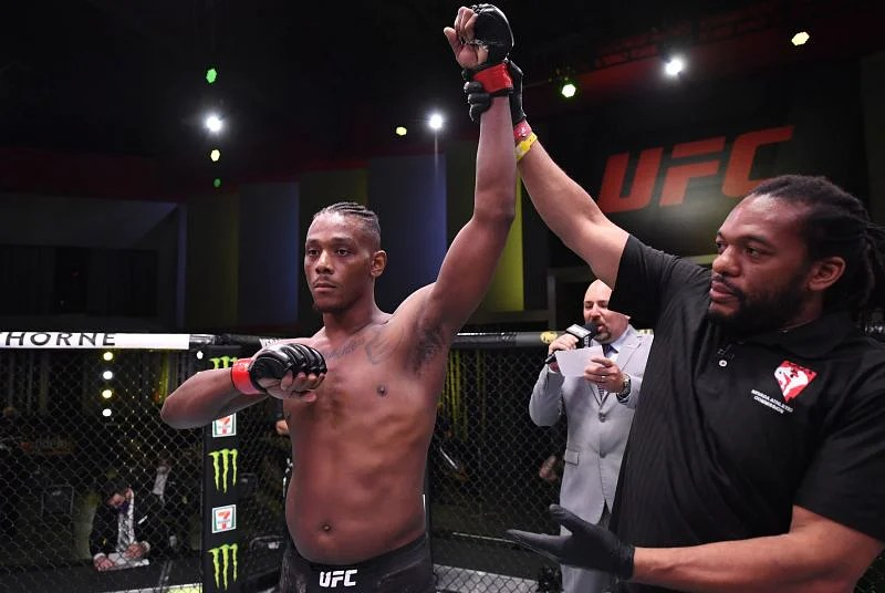 Jamahal Hill is one of the best prospects in the UFC