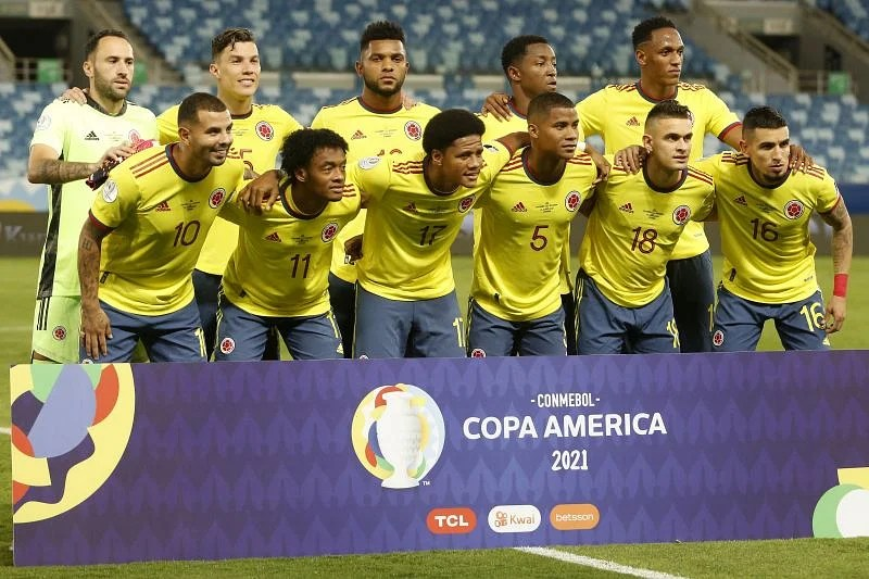 Colombia predicted lineup vs Paraguay
