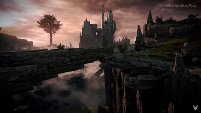The vast open-world of Elden Ring (Image via FromSoftware)