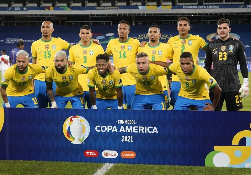 Brazil predicted lineup vs Colombia