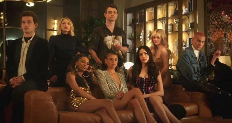 Gossip Girl (2021) Main cast. (Image via: HBO Max/CW)