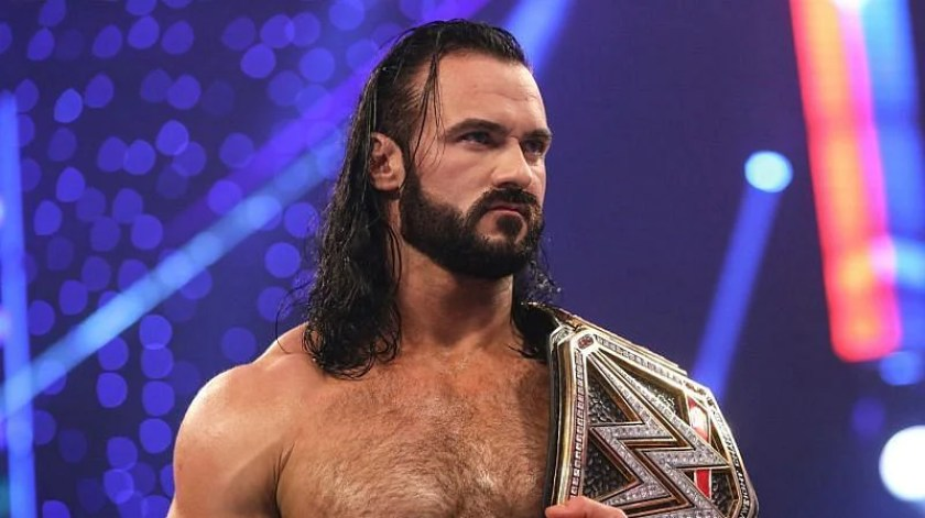 Drew McIntyre wants his old theme back