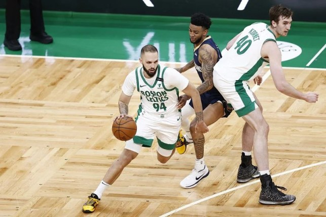 Ivan Forner's business took place in the Boston Celtics mid-season